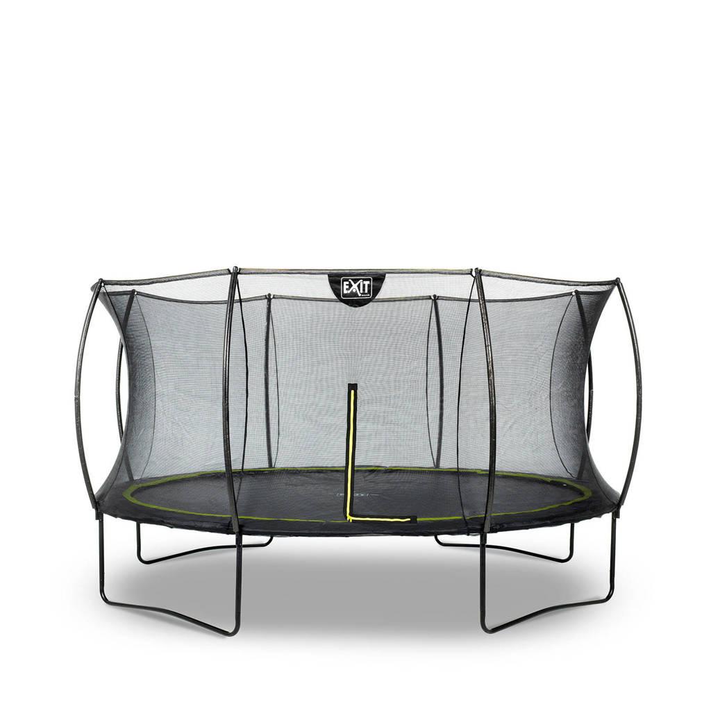 EXIT Silhouette trampoline 427 cm, Zwart