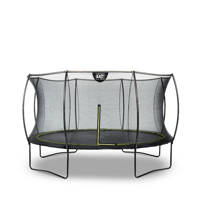 EXIT Silhouette trampoline 366 cm, Zwart