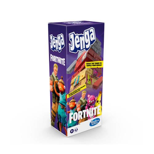 Wehkamp-Hasbro Gaming Fortnite Jenga bordspel-aanbieding