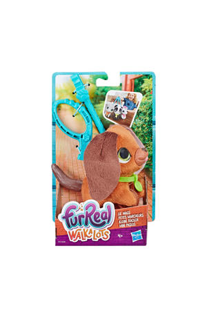 Walkalots Lil Wags Kleine Hond  interactieve knuffel