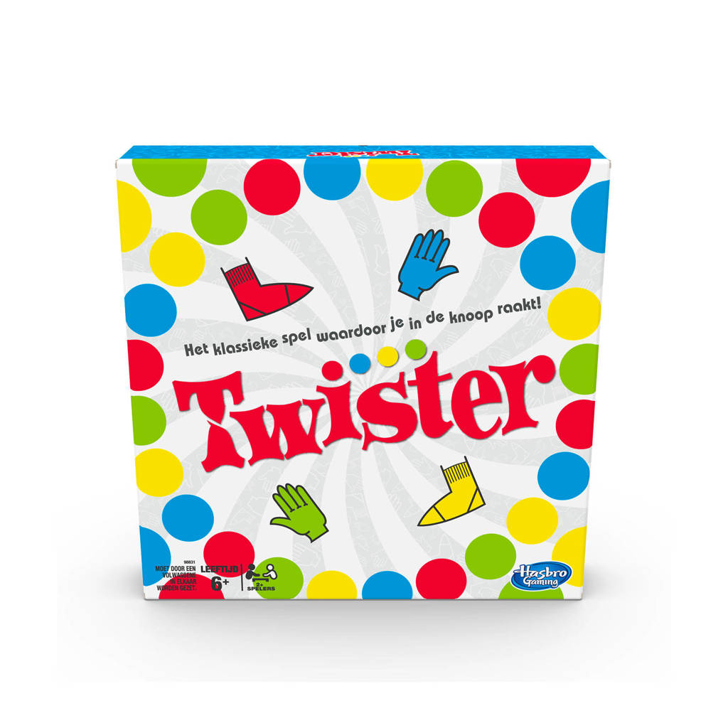 Hasbro Gaming Twister bordspel