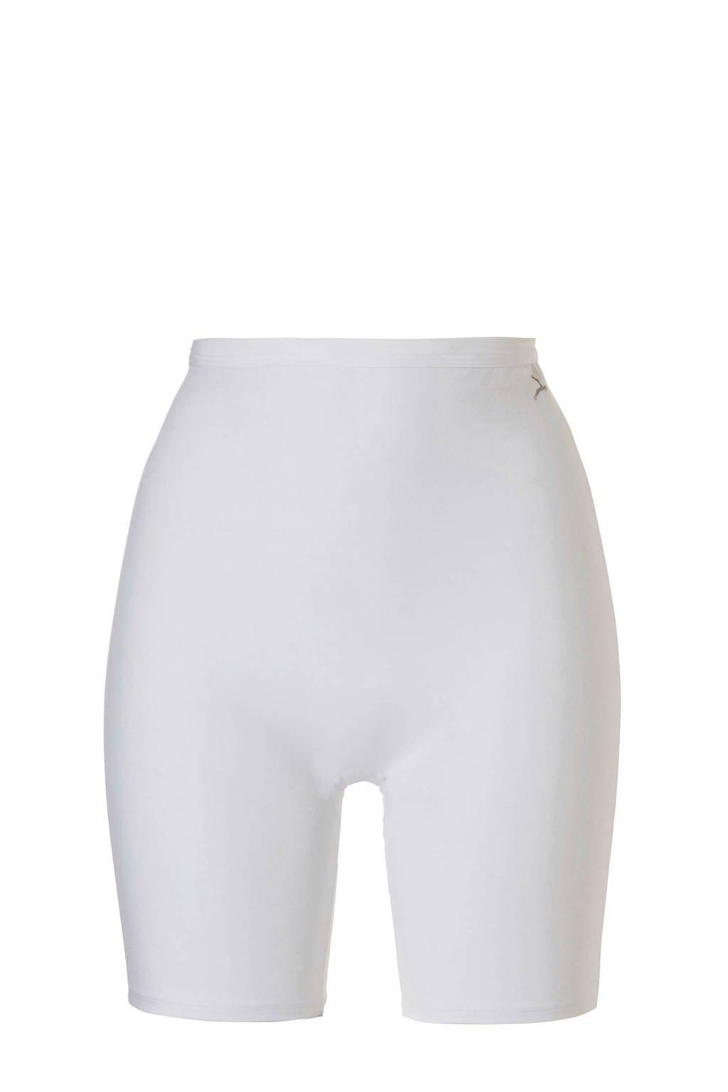 ten Cate Cotton Contour corrigerende short wit, Wit