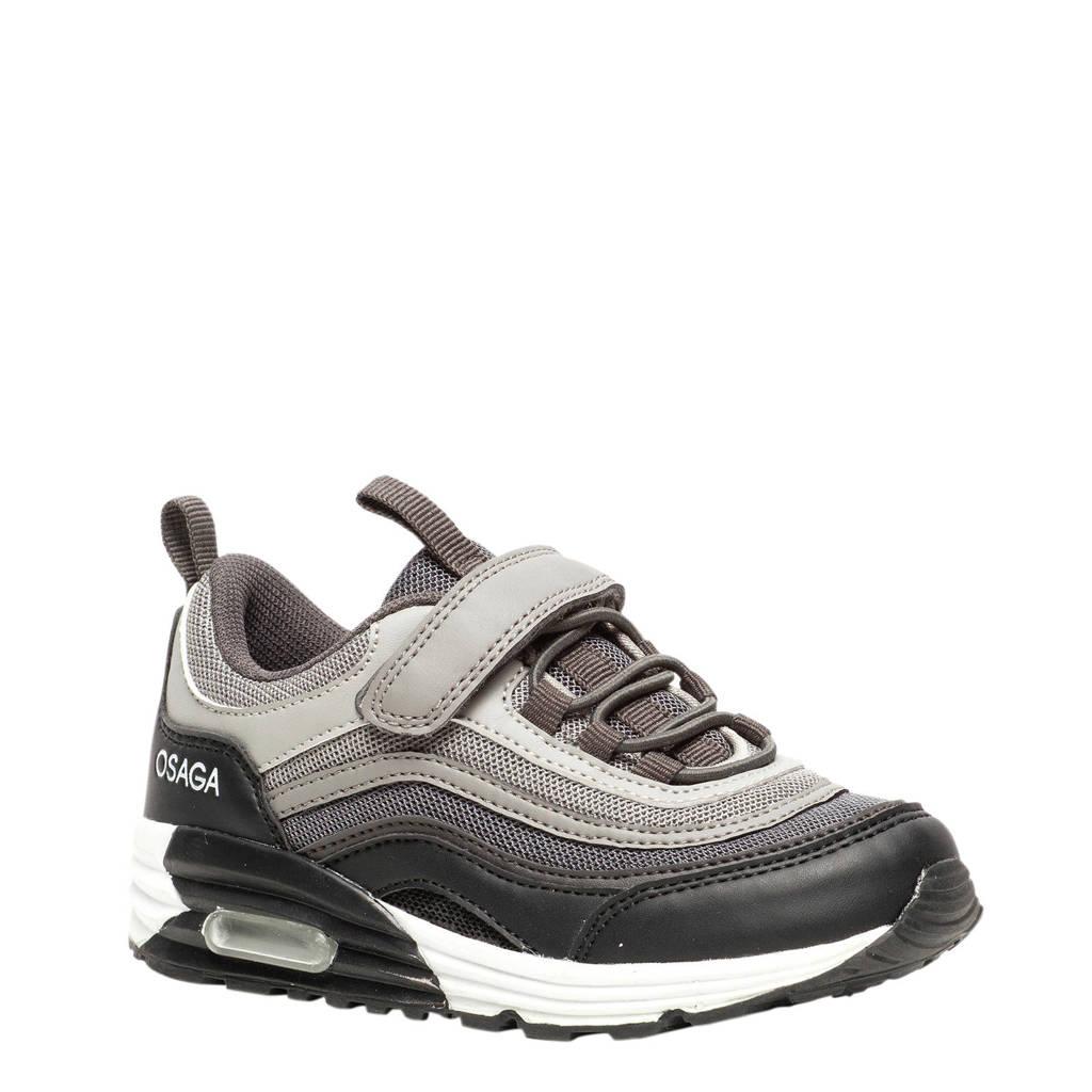 Scapino Osaga   sportschoenen grijs/zwart, Grijs/zwart