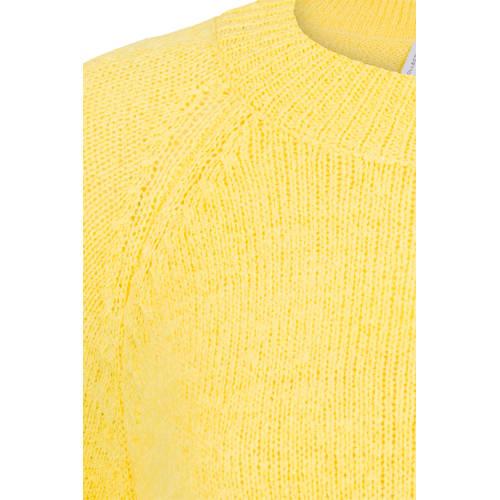 Miss Etam Regulier trui Ruby geel