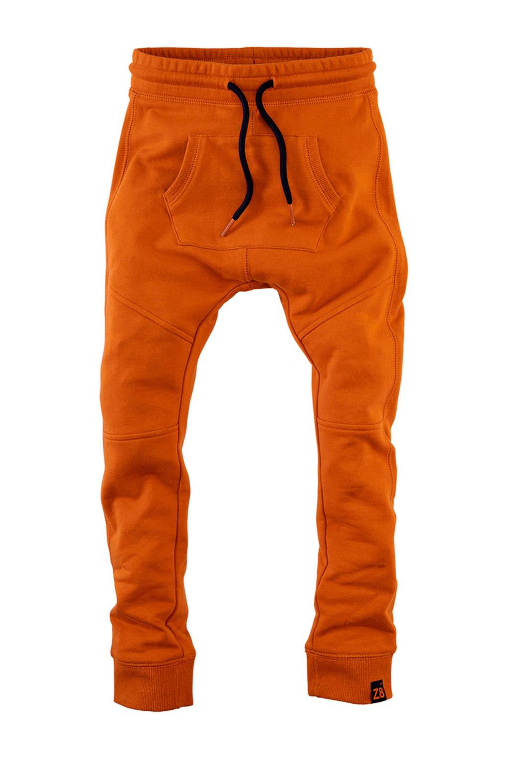 Z8   joggingbroek Deacon oranje, Oranje