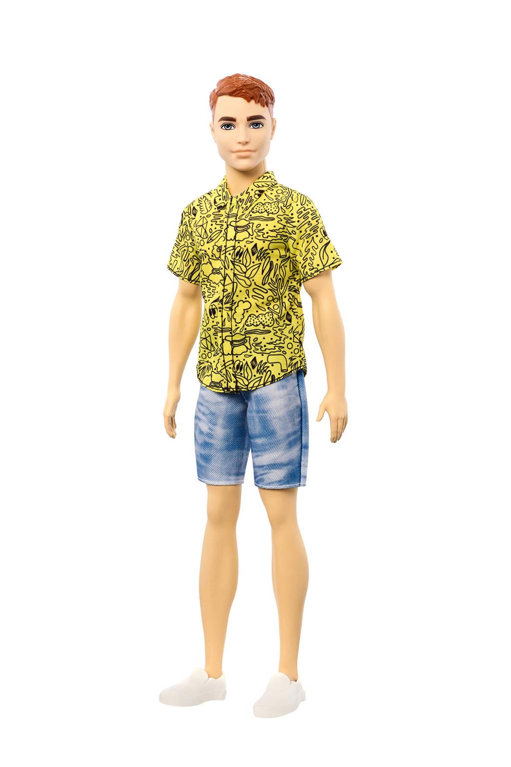 Barbie Ken Fashionistas rood haar