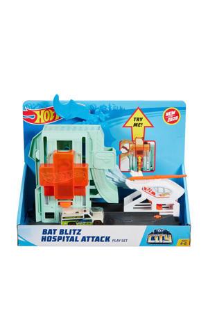 City - Vleermuizen Ziekenhuisaanval speelset