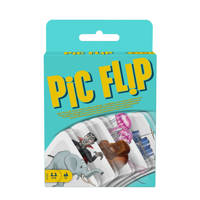 Mattel Flip Pic kaartspel