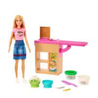 Barbie Noodlebar speelset Barbie blond