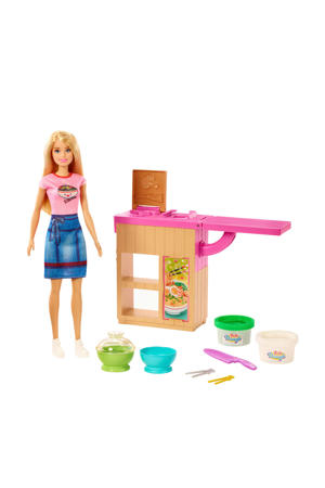 Noodlebar speelset Barbie blond
