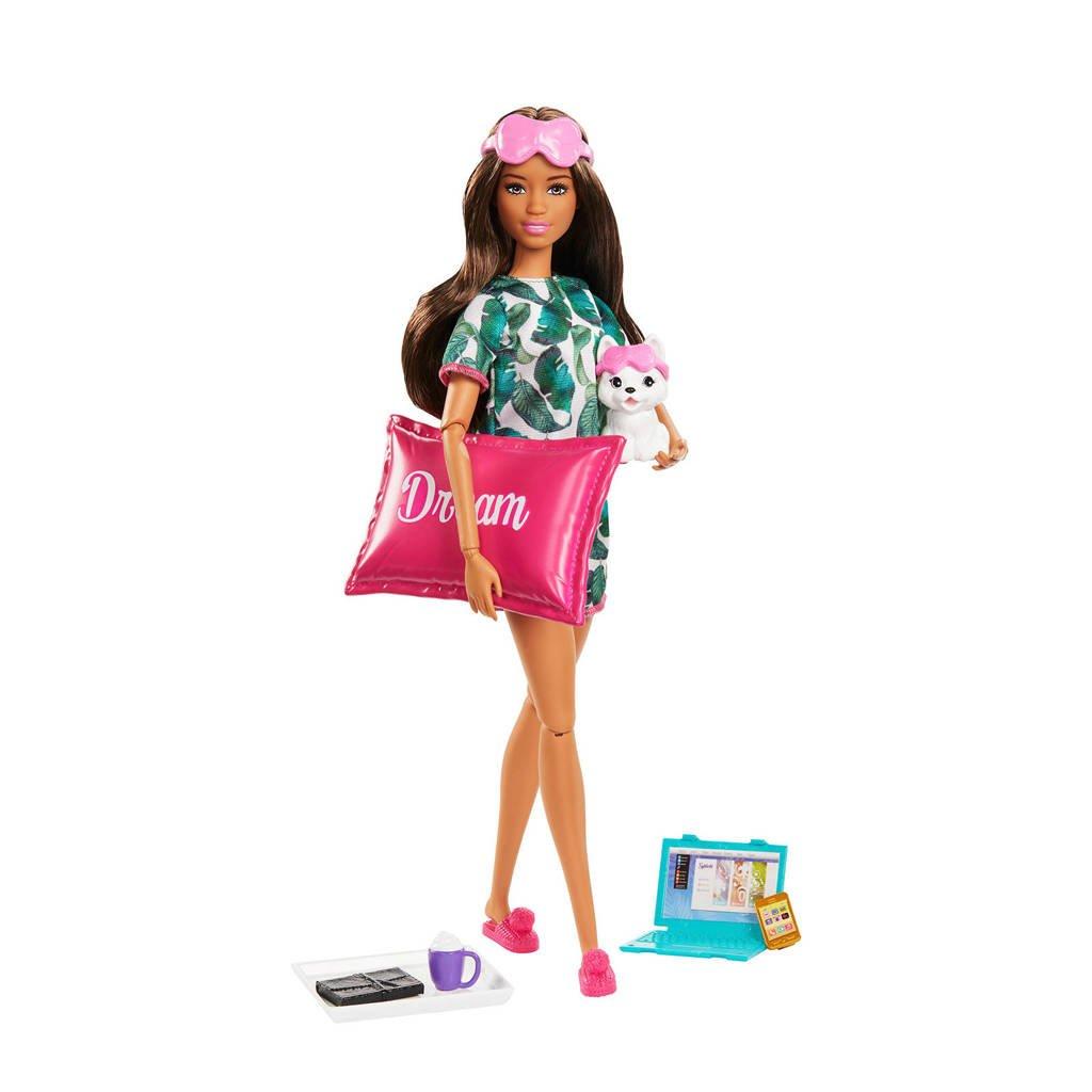 Barbie Wellness slapen