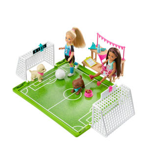 Dreamhouse Adventures voetbalspeelset