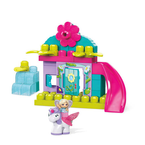 Fisher-Price Mega Bloks Magisch huisje