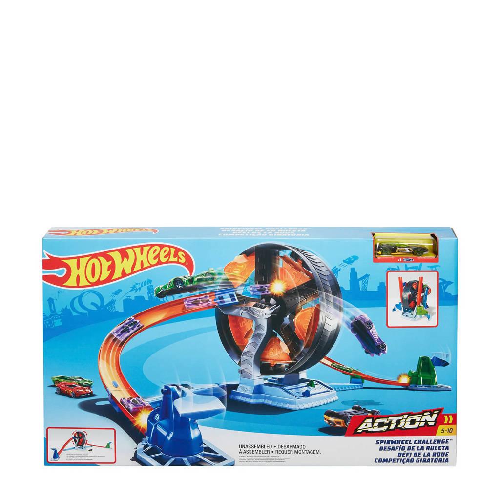 Hot Wheels Action - Spinwheel Uitdaging speelset