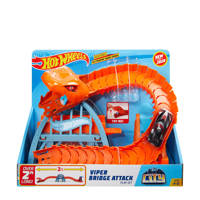 Hot Wheels  City - Slangenbrug-aanval speelset