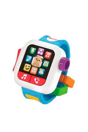 Leerplezier smart horloge