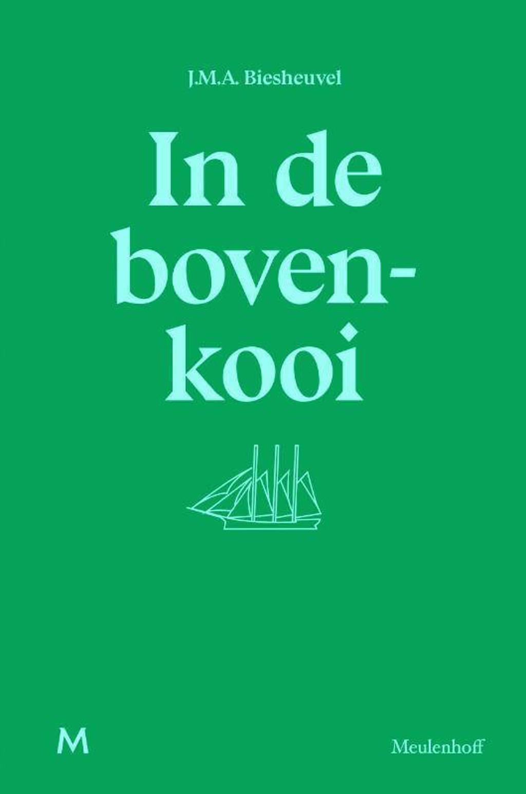 In de bovenkooi - Maarten Biesheuvel