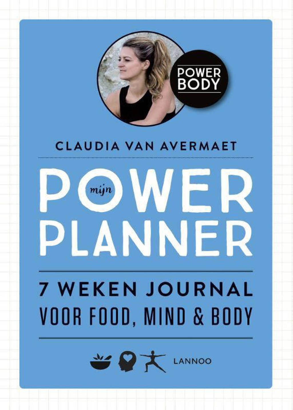 Mijn Powerplanner - Claudia Van Avermaet