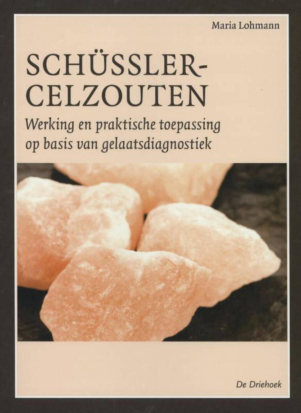 Schussler-celzouten - Maria Lohmann