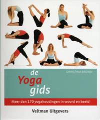 De yoga-gids - Clare Brown
