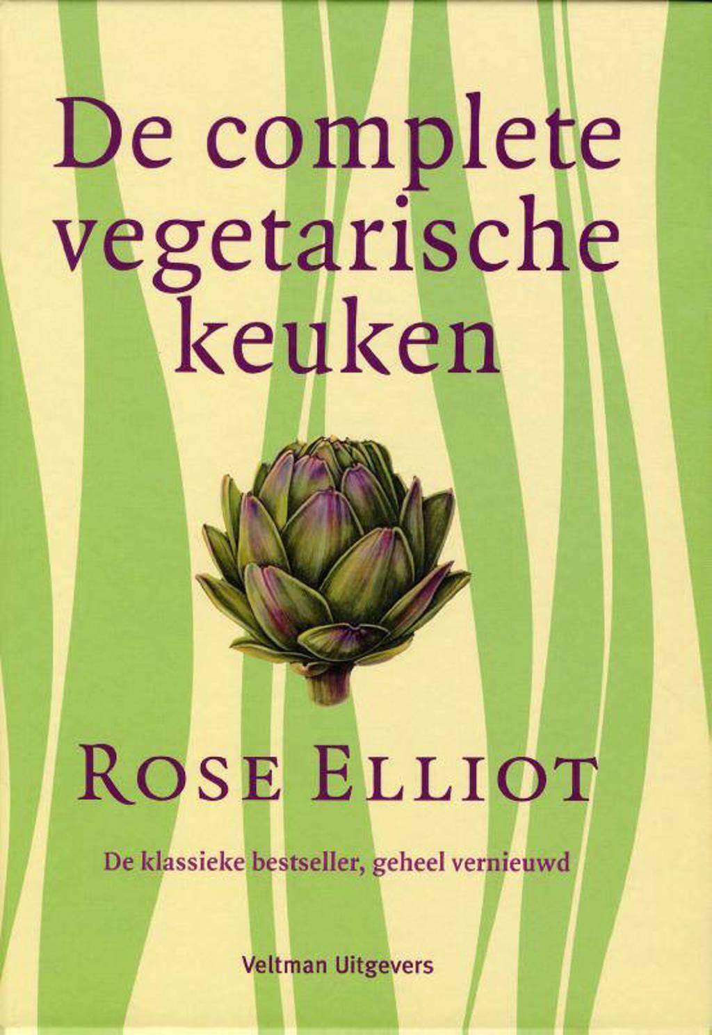 De complete vegetarische keuken - Rose Elliot