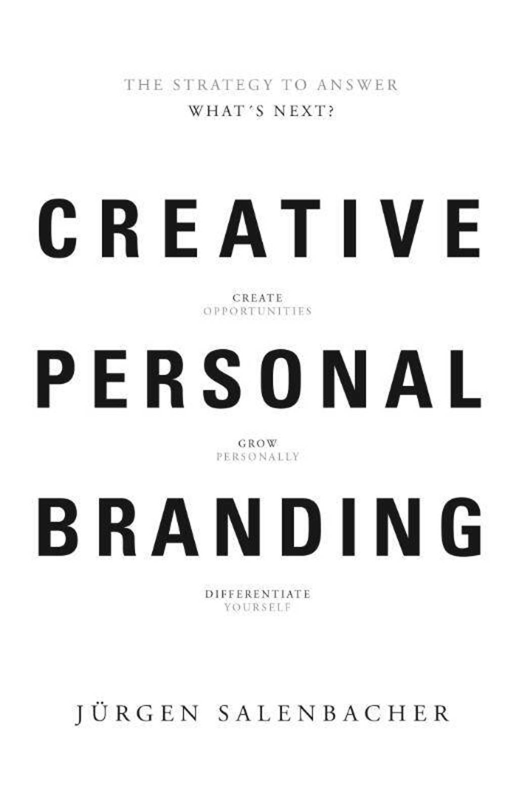 Creative personal branding - Jurgen Salenbacher