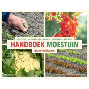 Handboek moestuin - Bram Wolthoorn
