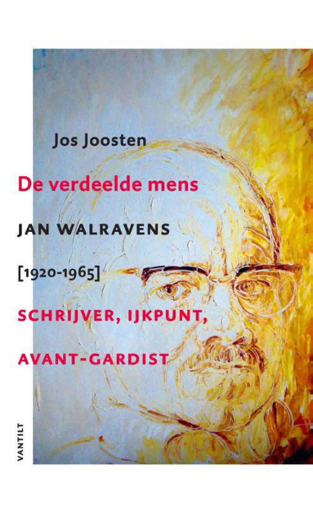 De verdeelde mens - Jos Joosten
