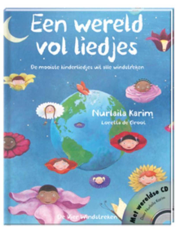 Een wereld vol liedjes - Nurlaila Karim