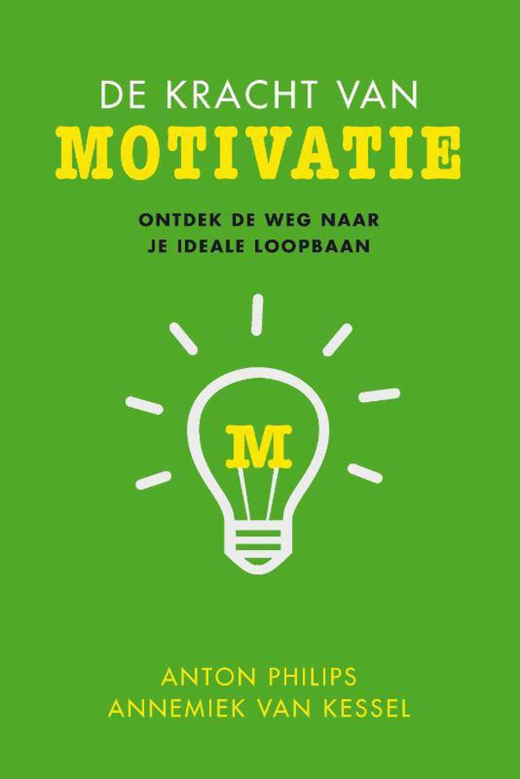 De kracht van motivatie - Anton Philips en Annemiek van Kessel