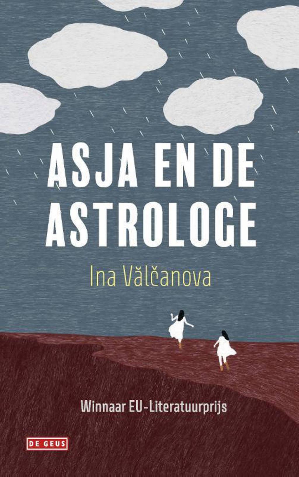 Asja en de astrologe - Ina Vălčanova