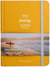 My Energy Notes - Thomas Beekman en Marilou Van der Keur