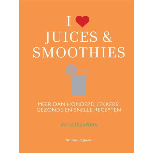 I love juices & smoothies - Natalie Savona