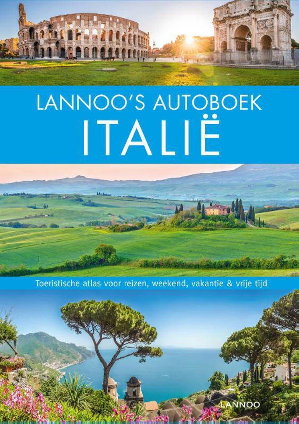 Lannoo's autoboek: Italië
