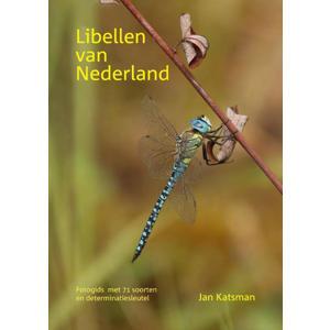 Libellen van Nederland - Jan Katsman