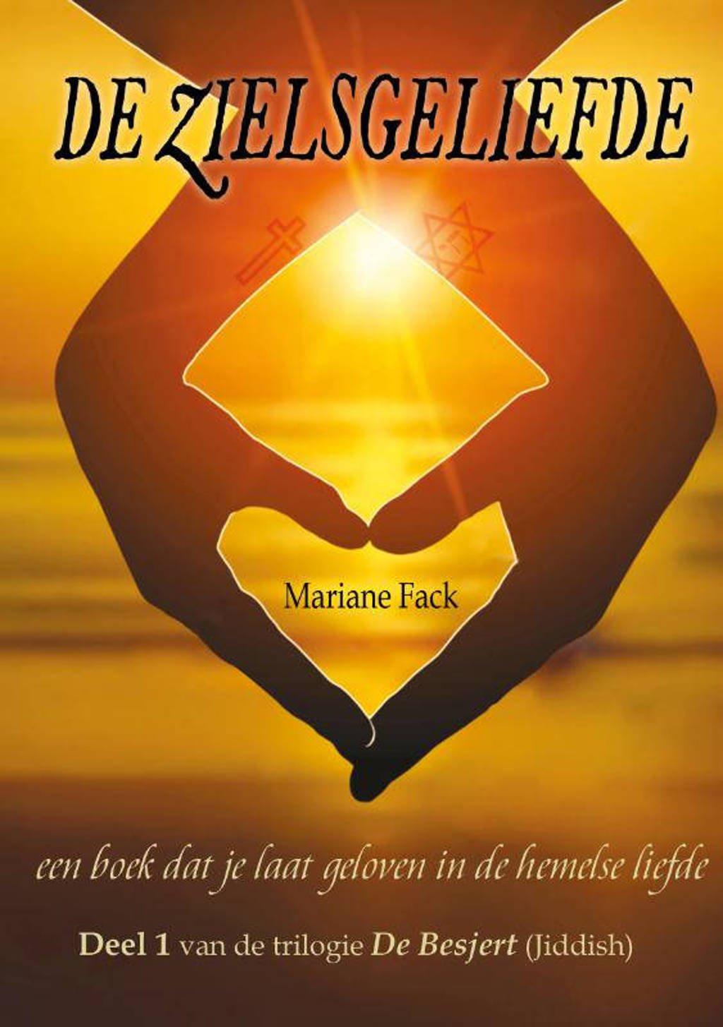 De zielsgeliefde - Mariane Fack