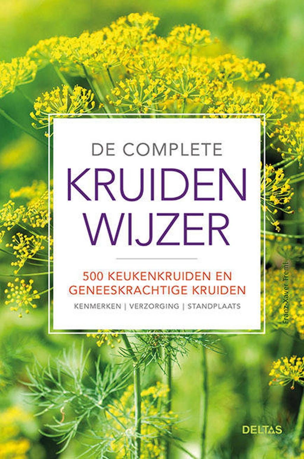 De complete kruidenwijzer - Franz-Xaver Treml