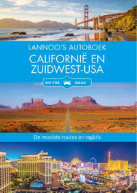 Lannoo's autoboek: Californië en Zuidwest-USA - Horst Schmidt-Brümmer