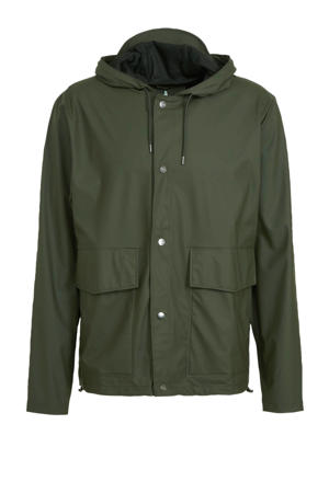 regenjas model 1826, Short Hooded Coat