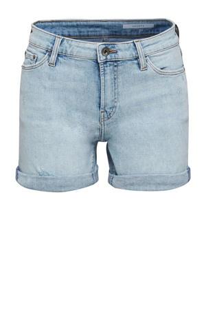 jeans short lichtblauw