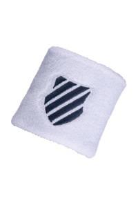 K-Swiss   polsband wit (set van 2), Wit