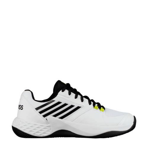 K-Swiss Aero Court hb tennisschoenen wit/zwart/gee