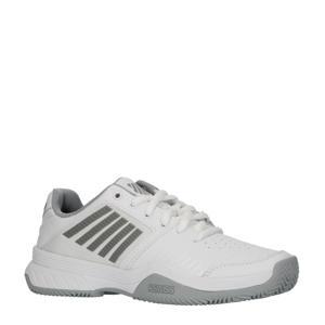 Court Express hb tennisschoenen wit/grijs
