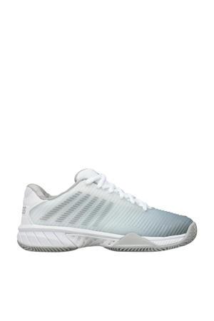 Hypercourt Express 2 hb tennisschoenen wit/grijs/zilver