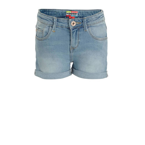 Vingino jeans short Daizy light indigo