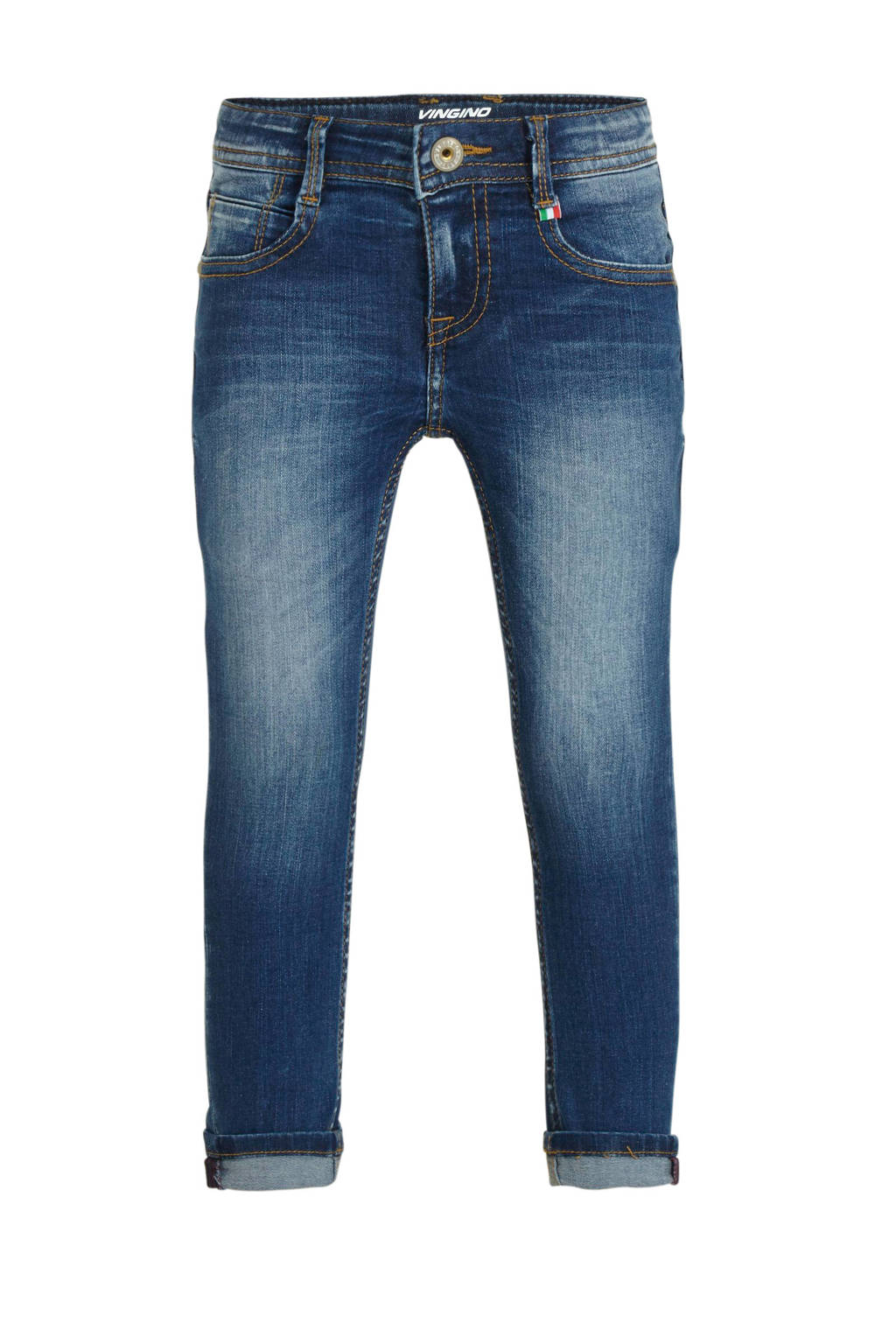 Vingino super skinny jeans Apache blue vintage