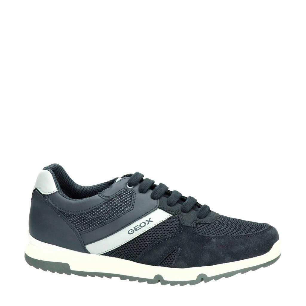 Geox U Wilmer  sneakers blauw/grijs, Blauw
