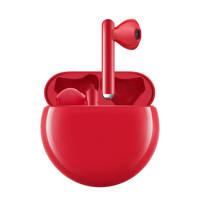 Huawei FREEBUDS 3 BT Bluetooth oortjes (rood), Rood