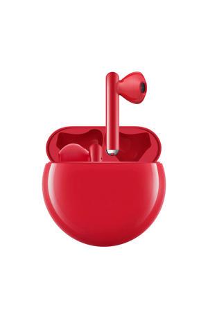 FREEBUDS 3 BT Bluetooth oortjes (rood)