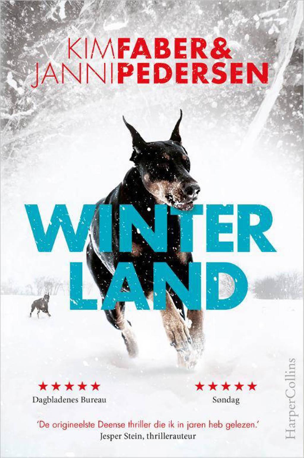 Winterland - Kim Faber en Janni Pedersen